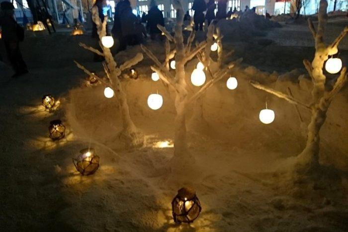 小樽芸術村 雪あかりの路