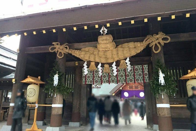 北海道神宮_初詣
