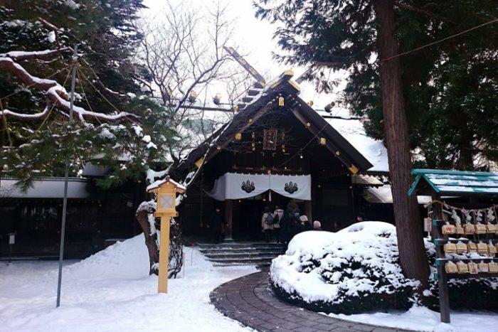 琴似神社_初詣